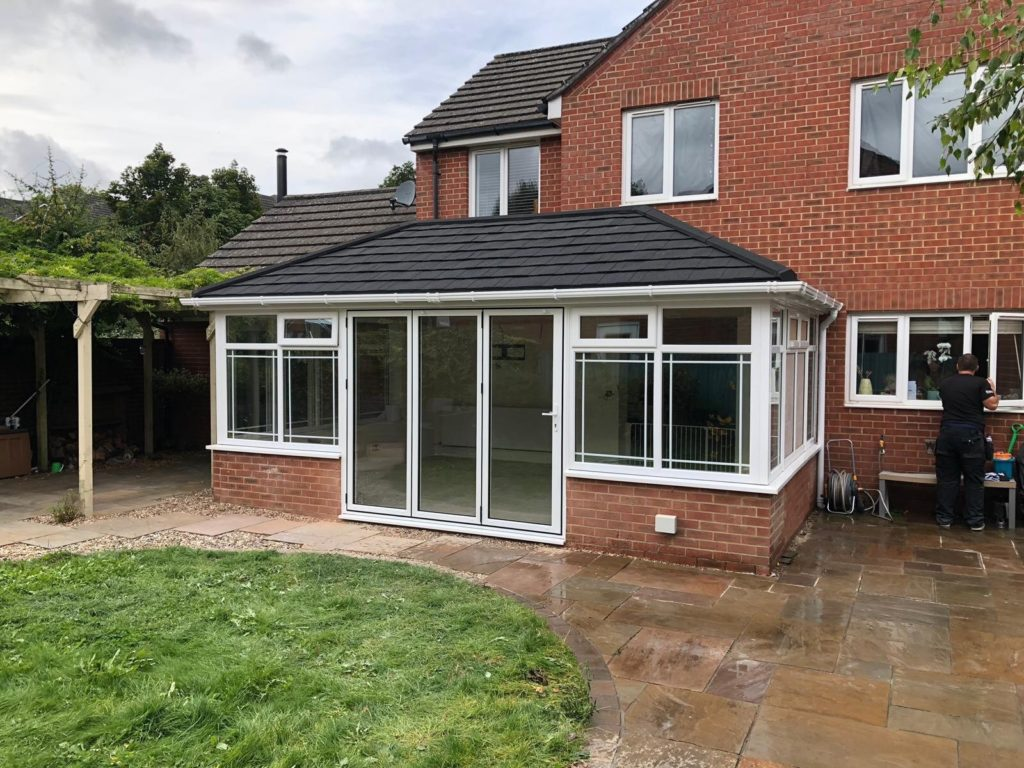 Conservatories Product Page