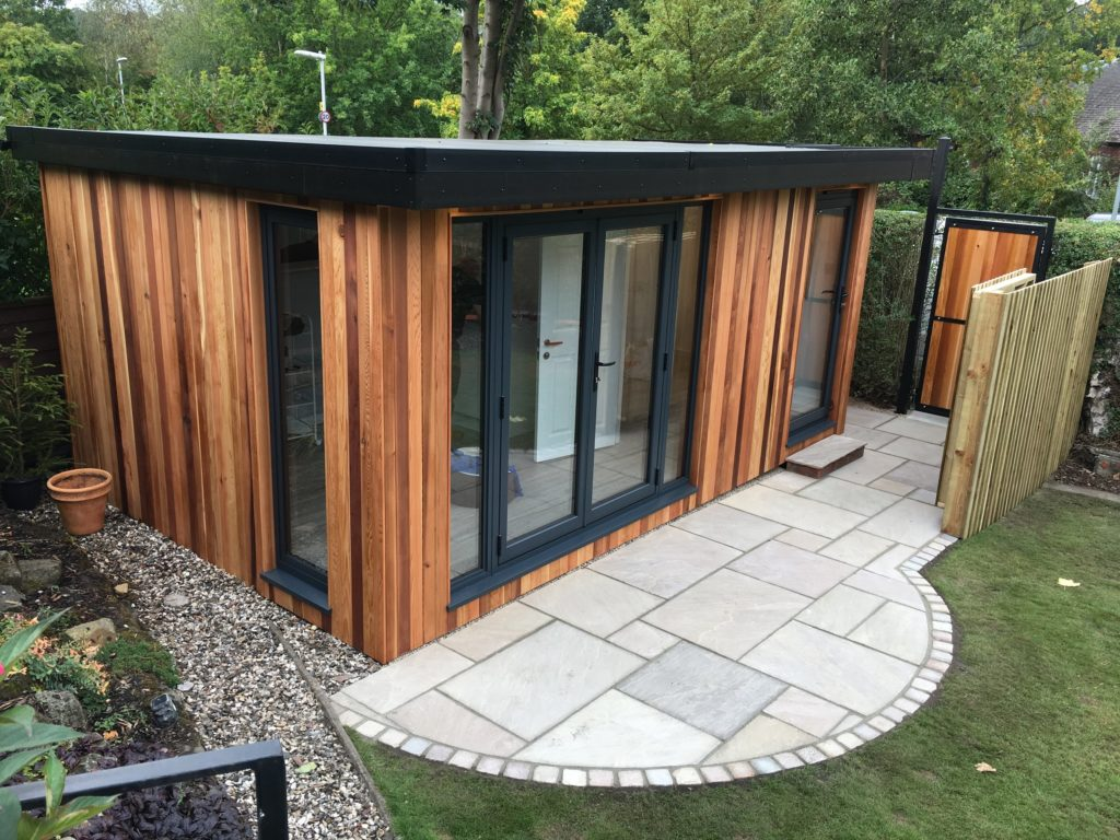 Garden Rooms Product Page