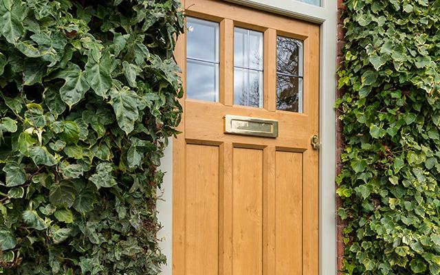 Alternative to Timber Doors